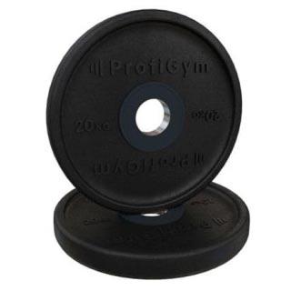 Диск 20 кг Евроклассик, черный